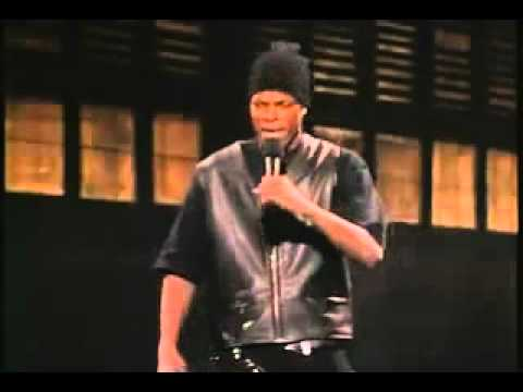 Chris Tucker stand up