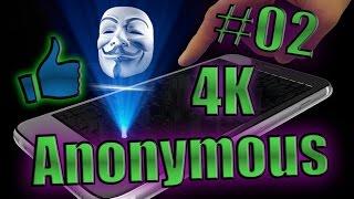 getlinkyoutube.com-hologramme 3d pyramide Anonymous 4K