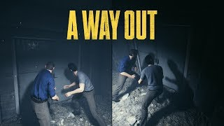 A Way Out - Gameplay Trailer