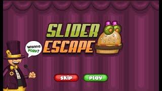 getlinkyoutube.com-Papa's Donuteria - Foodini's Minigames - Slider Escape - Bronze, Silver & Gold Rare Prize!