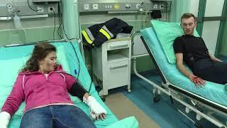 Pacjentka zakochała się w swoim wybawcy-strażaku [Szpital ODC.739]