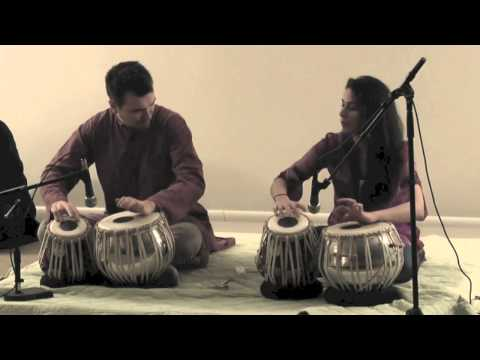 Tabla Duet by Saheli and Phil