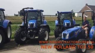getlinkyoutube.com-Vlog New Holland TD3.50 I Nieuwetractorkopen.nl