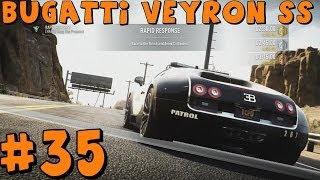 getlinkyoutube.com-Need For Speed Rivals | Xbox One | Part 35 | Bugatti Veyron SS Patrol Car