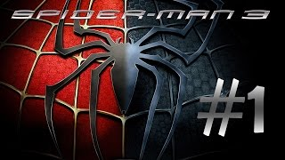 getlinkyoutube.com-Spider-Man 3: The Videogame - Walkthrough part 1 (HD) - (Xbox 360 / PS3 / PC)