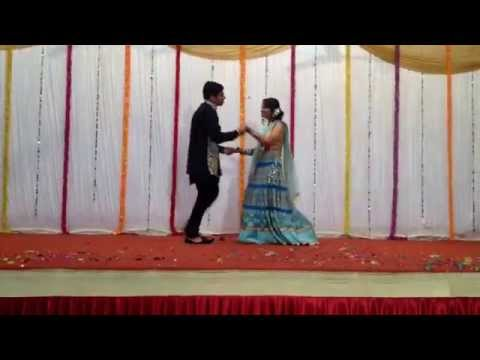 Jyoti Thakkar Weds Jigar Thakkar | Couple Dance | Performance on Sangeet Sandhya
