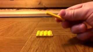 getlinkyoutube.com-How to build a very small lego candy machine