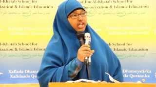 getlinkyoutube.com-Xafladii Qalin jabinta Taxfiidka Quraanka ee Madarasatul Omar Binu Khatab ( Willmar, Minnesota )