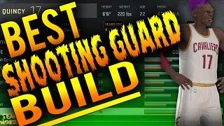 getlinkyoutube.com-NBA 2K16 Tips: Best SHOOTING GUARD Build - How To Create a KNOCKDOWN 99 Overall SG in 2K16!