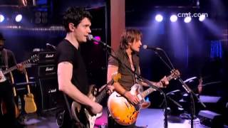 getlinkyoutube.com-John Mayer - Gravity ft. Keith Urban