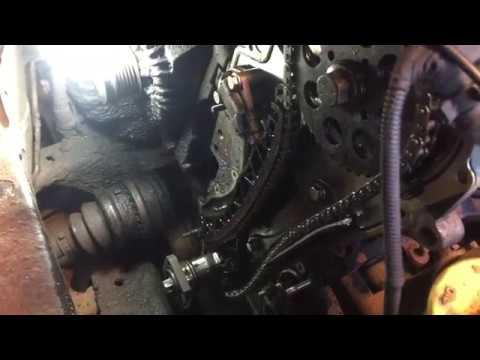 СОВЕТЫ! как и в какую сторону откручивать шкив коленвала Opel Astra H 1.3 CDTI