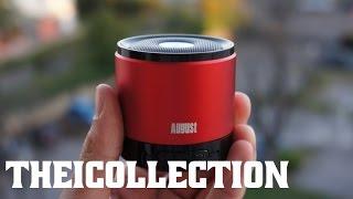 getlinkyoutube.com-Test de la mini enceinte Bluetooth MS425 à petit prix de chez August