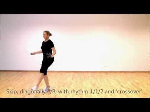 Jump Rope Jumping 3 | Super Rope Fitness | Marina Aagaard, MFE