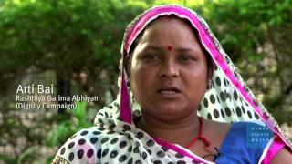 getlinkyoutube.com-インド:カースト制度が強いる生業としての排泄物清掃