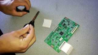 getlinkyoutube.com-Conserto Tela Dupla de TVs LCD e LED