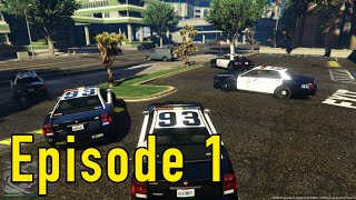 getlinkyoutube.com-GTA 5 - LSPDFR Playing As A Cop Half Hour - Episode 1