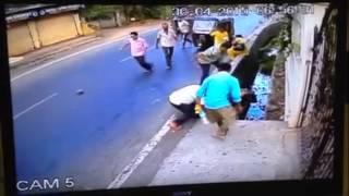 getlinkyoutube.com-Live Bike Accident in Kerala at Fort K0chi hd new video