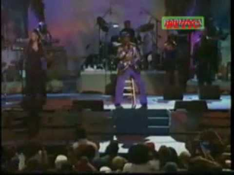 Rose Royce - I Wanna Get Next To You    LIVE