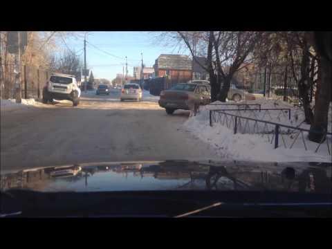 Расход топлива на Лифан Х60. Прогулка по Омску.