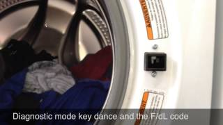 getlinkyoutube.com-Troubleshooting and Repairing an F/dL Error Code on a Whirlpool Duet Washer