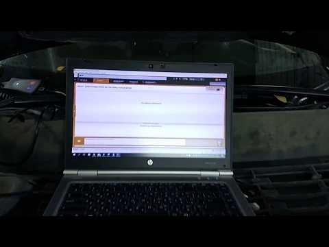 Где блок управления двигателем в Ситроен C6