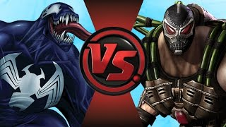 getlinkyoutube.com-VENOM vs BANE! Cartoon Fight Club Episode 108