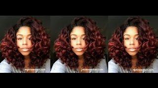 getlinkyoutube.com-Heatless Curls