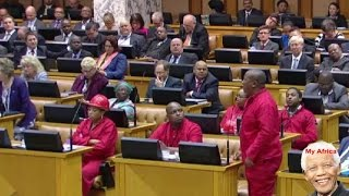 getlinkyoutube.com-Speaker Baleka Mbete Is Scared Of White People - Julius Malema.