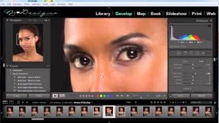 getlinkyoutube.com-How to Retouch Skin in Lightroom 5