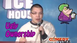 getlinkyoutube.com-Stand Up Comedy by Juan Garcia - Ugly Ownership