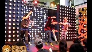 getlinkyoutube.com-[Fancam] K-OTIC -- เหงาปาก (Alone) [Album Press Conference 04/02/10]
