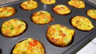 getlinkyoutube.com-طريقة البيض في الكب كيك  - اكلات دايت