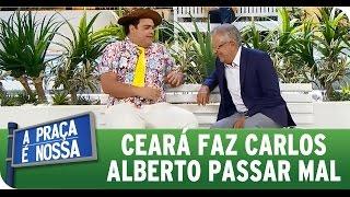getlinkyoutube.com-A Praça É Nossa (16/04/15) - Carlos Alberto passa mal de tanto rir com Ceará