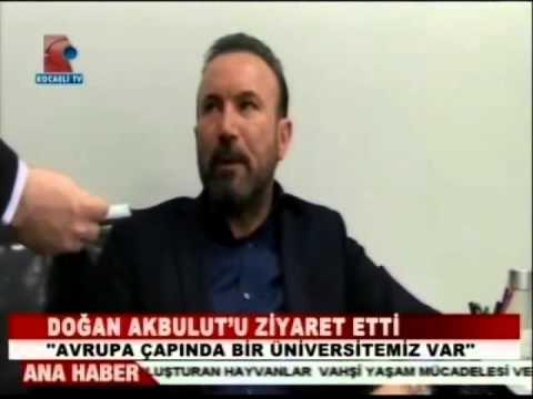 Videolarımız - Başkanımız Dr. Nevzat Doğan'ın KOU Genel Sekreteri Fatih Akbulut'a ziyaretleri.