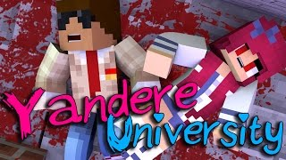 getlinkyoutube.com-The End | Yandere University [S2: Ep.7 Minecraft Roleplay Adventure]