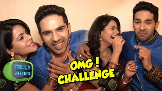 getlinkyoutube.com-Dhruv & Thapki Take The OMG Challenge | Thapki Pyaar Ki