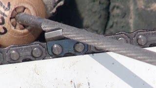 getlinkyoutube.com-3 Chainsaw Sharpening Myths
