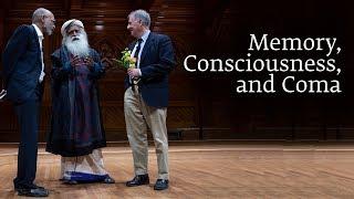 Memory, Consciousness, and Coma – Sadhguru at Harvard Medical School width=