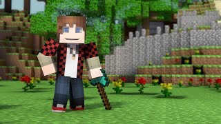 "getlinkyoutube.com-♪ ""Hunger Games Song"" - A Minecraft Parody of Decisions by Borgore (Music Video)"