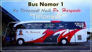 BUS NO. 1!! TRIP REPORT Naik Po. Haryanto