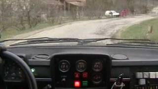 getlinkyoutube.com-Alfetta GTV 6 rally dei mulini 2009