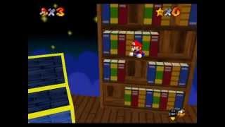 getlinkyoutube.com-(Hack rom) Mario64 ~Super Mario STAR ROAD~ Tool-Assisted FreeRun