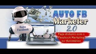 getlinkyoutube.com-Novo AUTO FACEBOOK MARKETER V.4.0 - Postagem Automática em Grupos, Paginas, Perfil no Facebook.