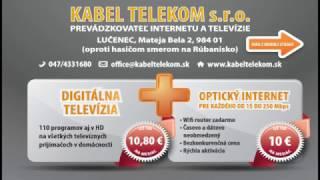 Kábel Telekom Lučenec