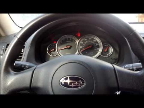 How To Disable A Subaru Seat Belt Alarm/Chime