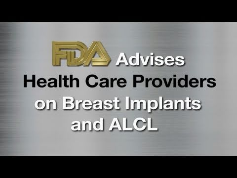 FDA Advises Health Care P