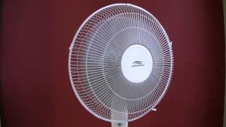 getlinkyoutube.com-♥♥ Oscillating Fan (3 Hours)
