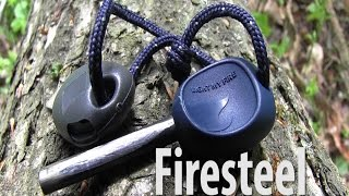 How To Use A Firesteel (Light my Fire)