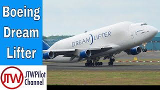 getlinkyoutube.com-Boeing DreamLifter and the History of Super Sized Aircraft