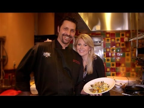Cooking Pro's Corner with Martha Neibling and Chef Marchesi from Gaylord Texan Resort